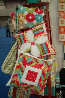 Marshmallow Pies Set of 3 Pillow Patterns by Abbey Lane Quilts