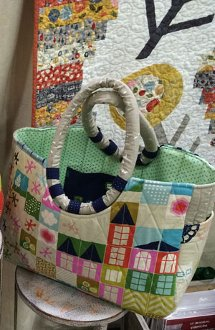 Maxwell Bag Pattern by Abbey Lane Quilts