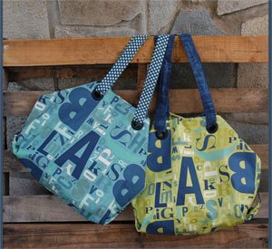 McKenzie Bag Pattern by Abbey Lane Quilts