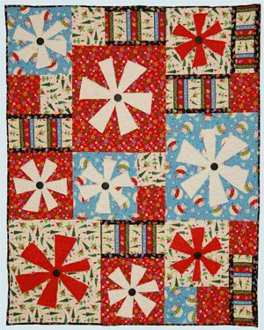 Tis The Season Quilt Pattern by Abbey Lane Quilts