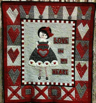 Valentina Quilt Pattern by Abbey Lane Quilts