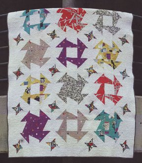 The Walrus Quilt Pattern by Abbey Lane Quilts