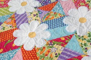 Blossoms Quilt Pattern by Amanda Murphy Design