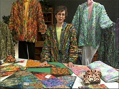 Quilter's Toolbox Show #112 with Kaye Wood DVD