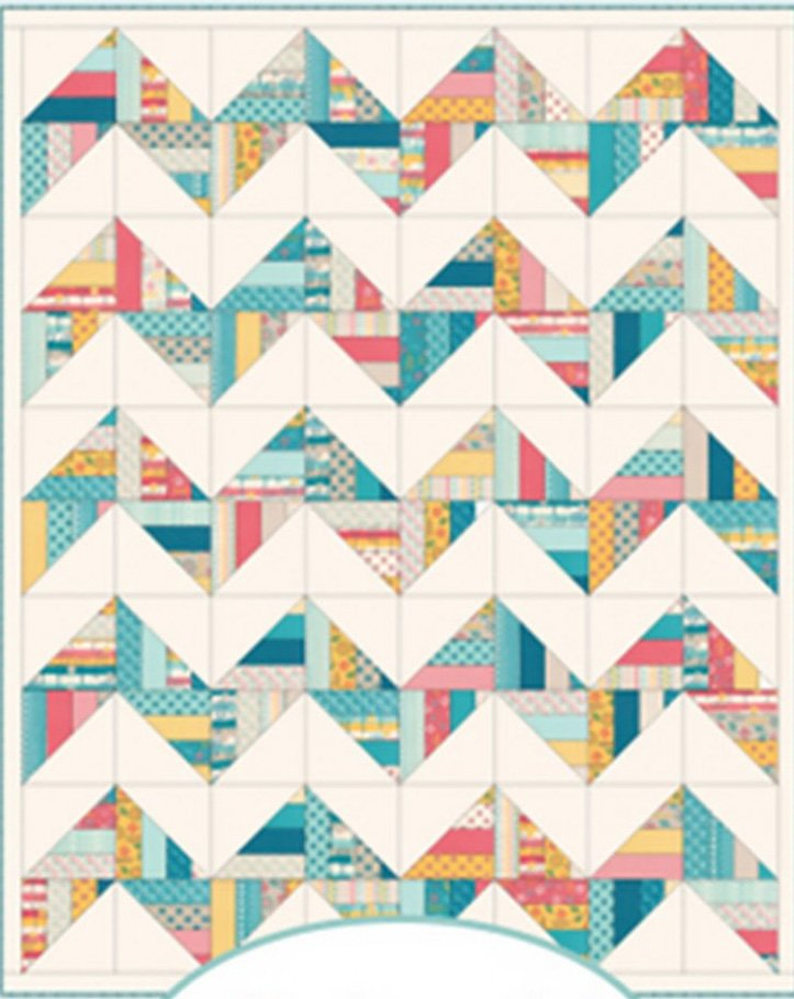 Anasazi Quilt Pattern by A Quilting Life