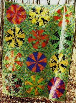 Pies Quilt Pattern by Aardvark Quilts