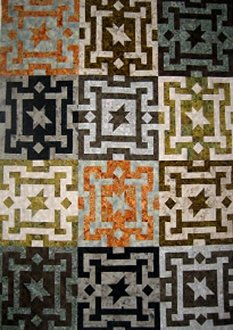 A-Mazed Quilt Pattern by A Quilter's Dream