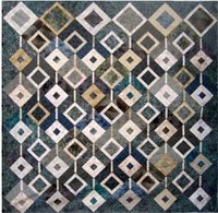 Chain Link Quilt Pattern by A Quilter's Dream