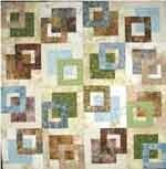 It's Good To Be Square Quilt Pattern by A Quilter's Dream