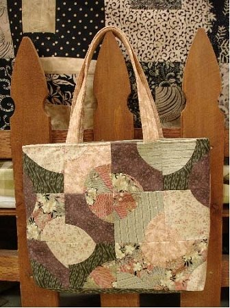 Sonoma Bag Pattern by A Quilter's Dream