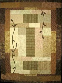 The Clearing Quilt Pattern by A Quilter's Dream