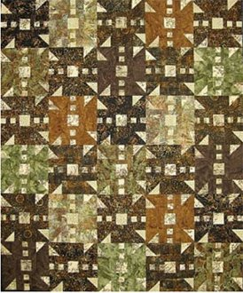 The Space Between Quilt Pattern by A Quilter's Dream