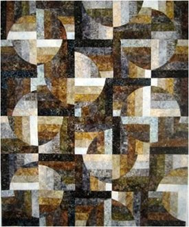 Time after Time Quilt Pattern by A Quilter's Dream