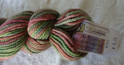 Supermerino Yarn by Art Yarns