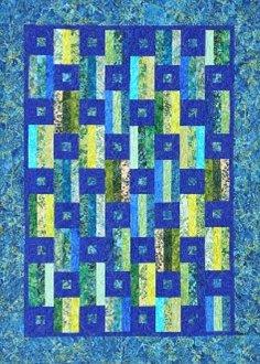 Candy Dots 2 Quilt Pattern by Amelie Scott Designss