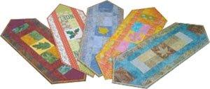 Easy Seasonal Table Runner Pattern by Amelie Scott Designss