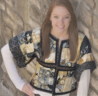 Fit to a T Jacket Pattern by Amelie Scott Designs
