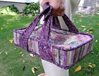 Cindy's Casserole Carrier Pattern by Aunties Two