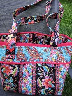 Sebago Bag Pattern by Aunties Two
