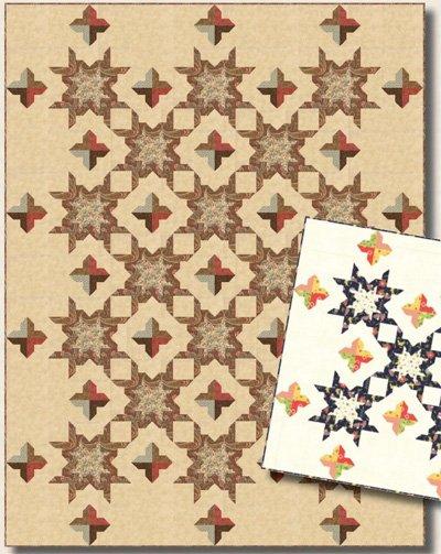 Atelier Quilt Pattern in 3 Sizes by Antler Quilt Designs