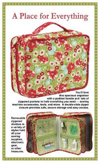 A Place For Everything Bag Pattern by ByAnnie