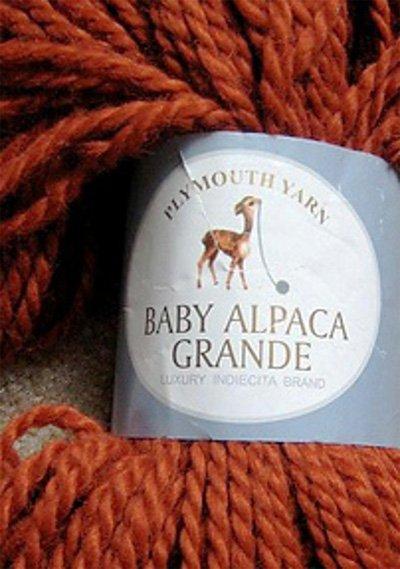 Baby Alpaca Grande Yarn by Plymouth