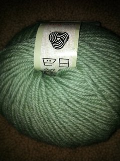 Baritone Yarn by Jojoland Color Spring Green 413