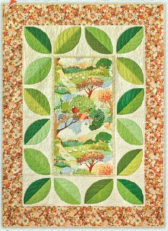 Hill and Dale Quilt Pattern by Black Cat Creations
