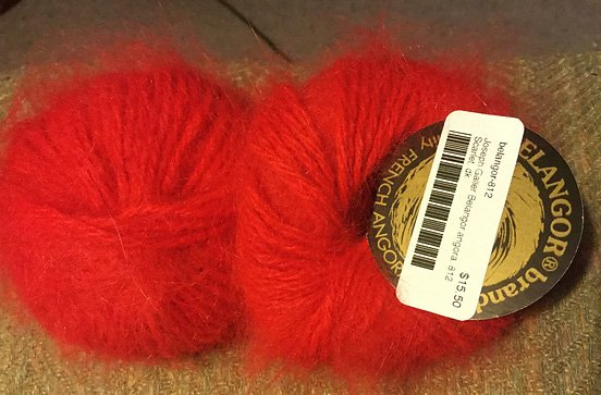 Belangor French Angora Yarn by Galler