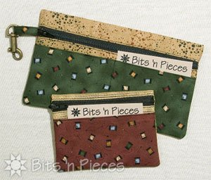 Knick-Knack Sacks Bag Pattern by Bits 'n Pieces