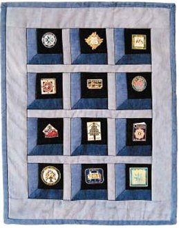 Pin Cubbies Quilt Pattern by Bethany Reynolds