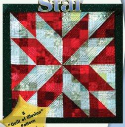 Broken Star Quilt Pattern by Karen Combs