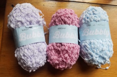 Bubbly Yarn by Sirdar Snuggly