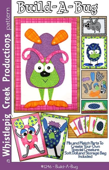 Build a Bug Pattern by Whistlepig Creek Productions