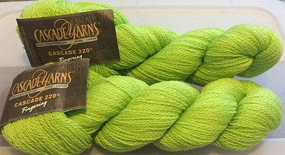 Cascade 220 Fingering Weight Yarn