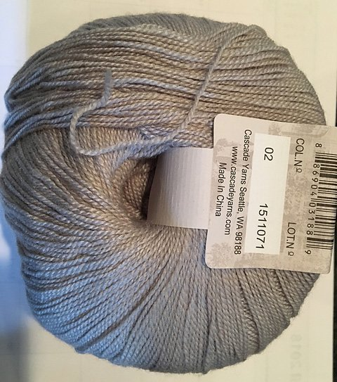Cascade Forest Hills Yarn Nickel 19