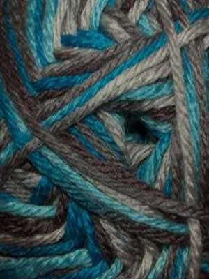 Cascade Pacific Worsted Multis Teal 535