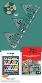 Tumbler Double Strip Ruler by Creative Grids