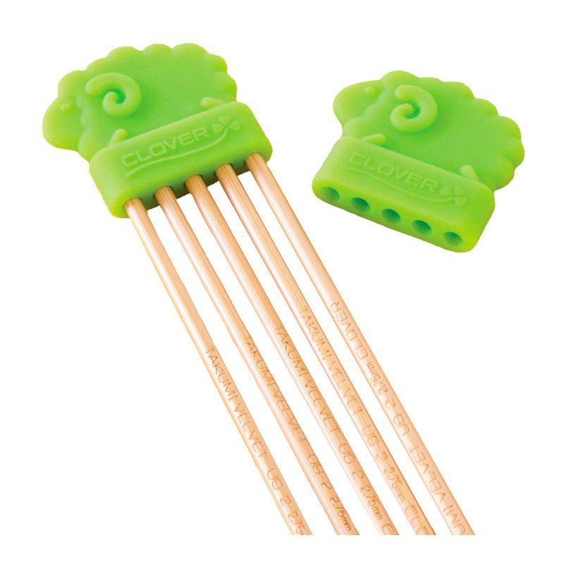 Clover Double Pointed Needle Protector