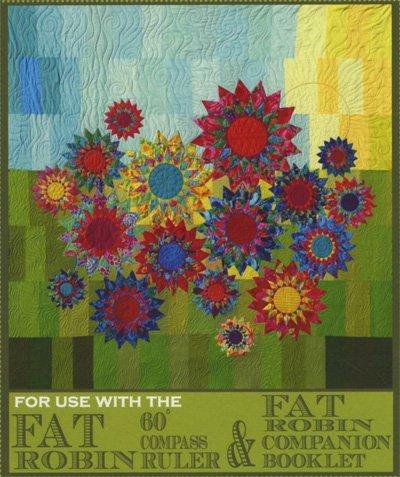 Colorful Sunflower Garden Quilt Pattern