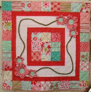 Picture Perfect Quilt Pattern by Cute Quilt Patterns