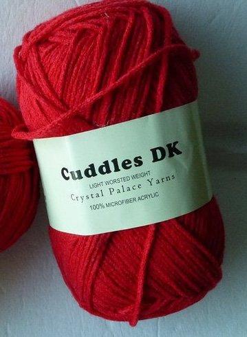 Crystal Palace Cuddles DK Yarn