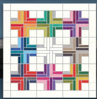 Definite Plus Quilt Pattern in 2 Sizes by Robin Pickens