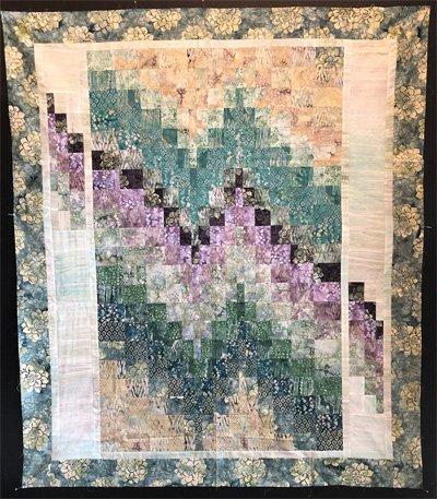 Desert Mirage Quilt Pattern by McKenna Ryan