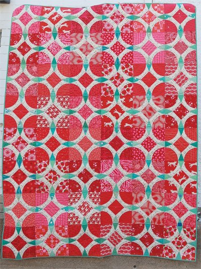 Diamante Quilt Pattern by Eye Candy Quilts