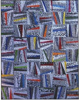 A Bit Askew Quilt Pattern by Designs by JB