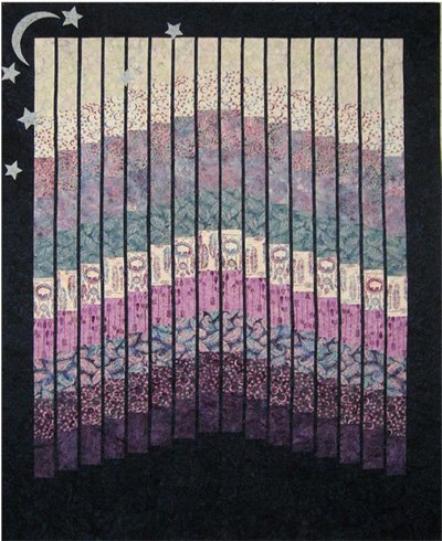 Dream Away Quilt Pattern by Mountinpeek Creations