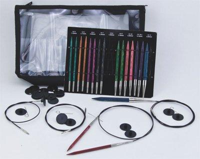 Knitter's Pride Dreamz Deluxe Interchangeable Set