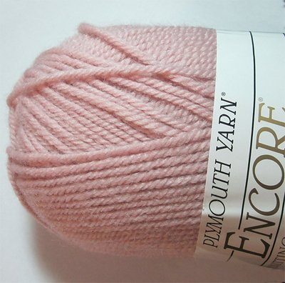 Encore Worsted Colorspun Dusty Rose 464 by Plymouth at North Woods Knit & Purl