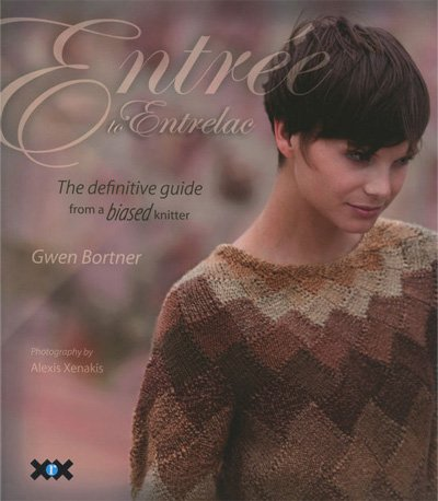 Entree to Entrelac Knitting Book by Gwen Bortner